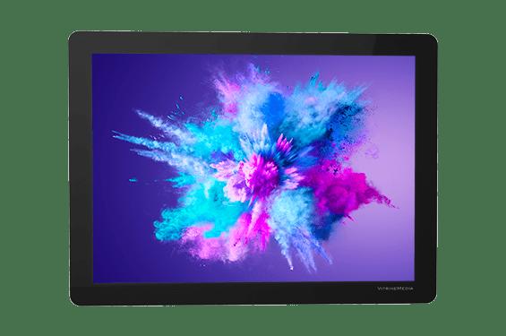 VM Two med farveeksplosion