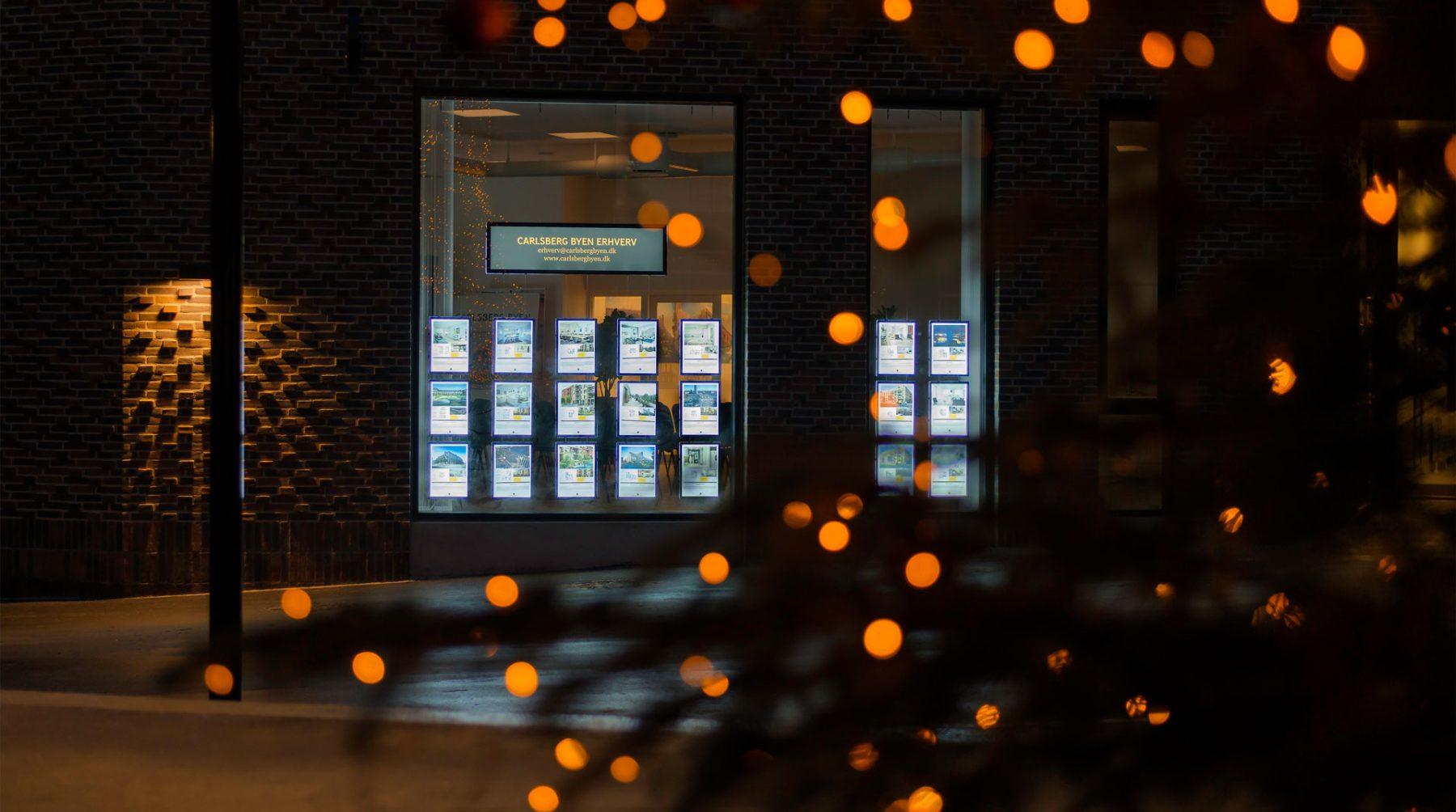 Carlsberg Byen VM skærme